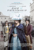 Love and Friendship – to be confirmed
