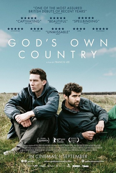 God's Own Country – March 5th, 2018 (To Be Confirmed)