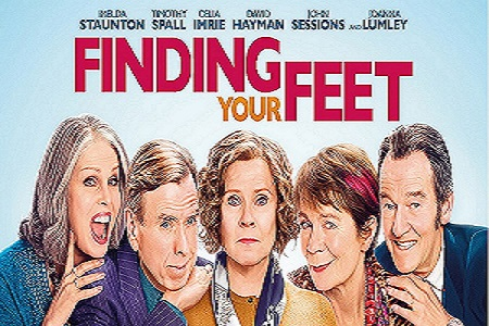 Finding Your Feet – April 9th, 2018