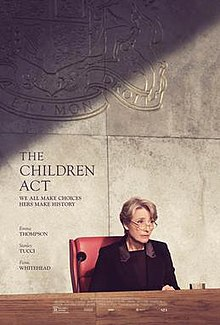 The Children Act – November 5th (confirmed)